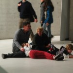 Simone Pappalardo e Gianni Trovalusci, Fields II - workshop e performance al MAXXI, Roma 2014 - 4