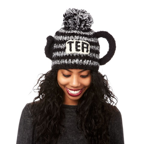 Tea Pot Hat