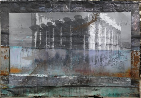 Anselm Kiefer, The Shape of Ancient Thought, 2012