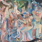 Cecily Brown, Untitled, 2008