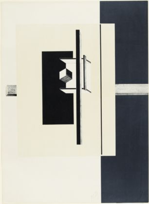 El Lissitzky, 1o Kestnermappe Proun [Proun. 1st Kestner Portfolio], Published 1923 - Scottish National Gallery of Modern Art, Edinburgh - © the Artist. All rights reserved