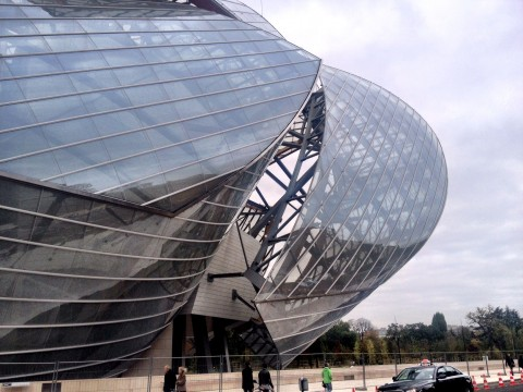 Fondation Louis Vuitton (© Silvia Neri)
