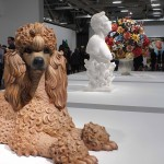 Jeff Koons, serie Made in Heaven, Poodle, 1991 © Silvia Neri