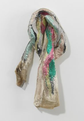 Lynda Benglis, Proto Knot, 1971 - Courtesy the artist and Cheim & Read, New York