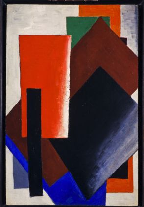 Lyubov Popova, Painterly Architectonic, 1916 - Scottish National Gallery of Modern Art, Edinburgh