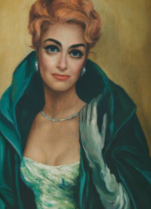 Margaret Keane, Joan Crawford