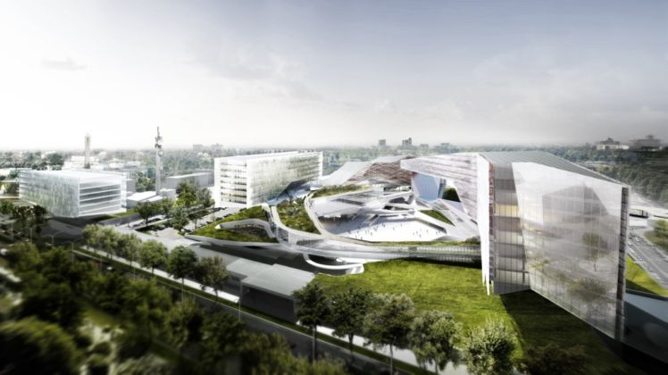 Morphosis Architects + Nemesi&Partners, Eni