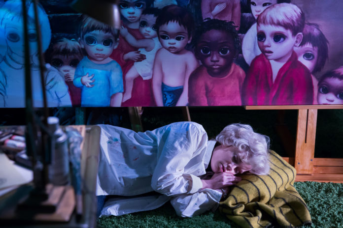 Tim Burton – Big Eyes
