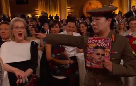 satira ai golden globe - Margareth Cho e Meryl Steep