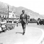Cary Grant a Monte Carlo - photo Archives SBM