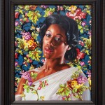 Kehinde Wiley, An Economy of Grace, 2012