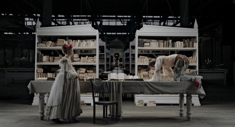 Peter Greenaway – Goltzius and The Pelican Company