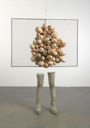 Sarah Lucas, Nice Tits, 2011 - copyright the artist, courtesy Sadie Coles HQ, London