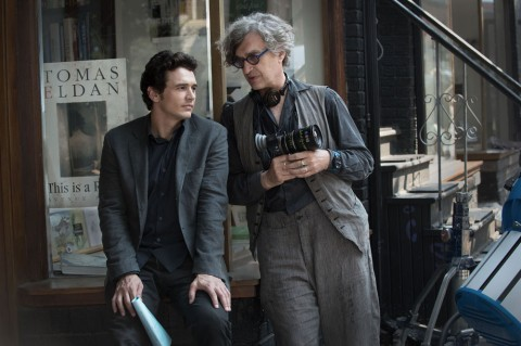 Wim Wenders e James Framco in Everything will be fine