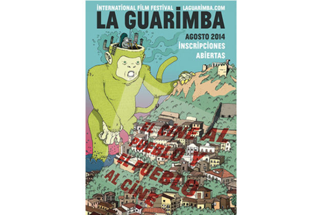 Artists for La Guarimba - Mikel Murillo