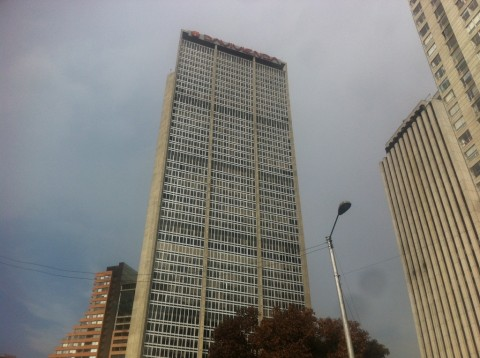 Avianca Building, Bogotà