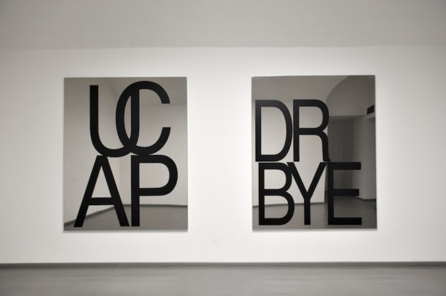 Be Andr, UCAP, 2014 - DR BYE (don't believe everthing you read), 2014