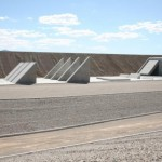 City, di Michael Heizer (foto Tom Vinetz - Triple Aught Foundation)