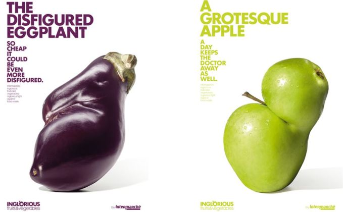 Designs of the Year 2015 - Inglorious fruits campaign