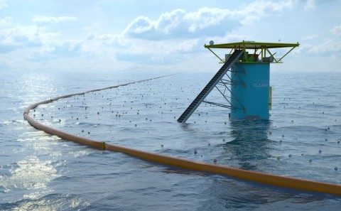 Designs of the Year 2015 - The Ocean Cleanup