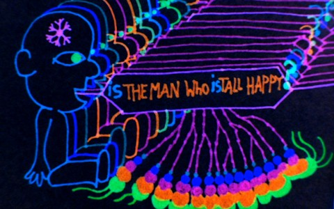 Is The Man Who Is Tall Happy: An animated conversation with Noam Chomsky, regia di Michel Gondry