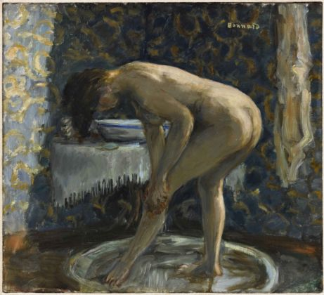 Pierre Bonnard, Nu au tub, 1903 © RMN-Grand Palais - Mathieu Rabeau – ADAGP, Paris 2015