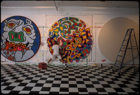 Restless. Keith Haring in Brasil