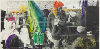 Sigmar Polke, Untiteled (Quetta, Pakistan), 1974-1976