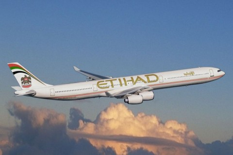 Etihad Aairways