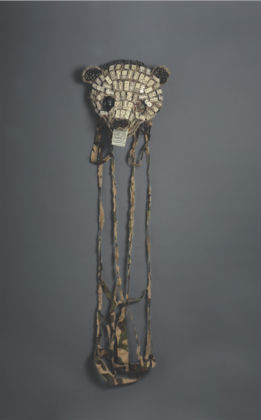 Fiona Hall, Alluropoda melanoleuca, 2012 - courtesy of the artist and Roslyn Oxley9 Gallery, Sidney