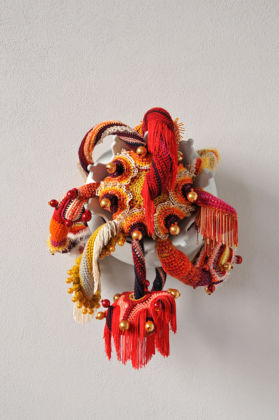 Joana Vasconcelos, Chinoiserie, 2013 - Galleria Marie-Laure Fleisch and the artist