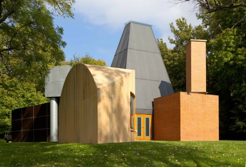 La Winton Guest House, di Frank O. Gehry