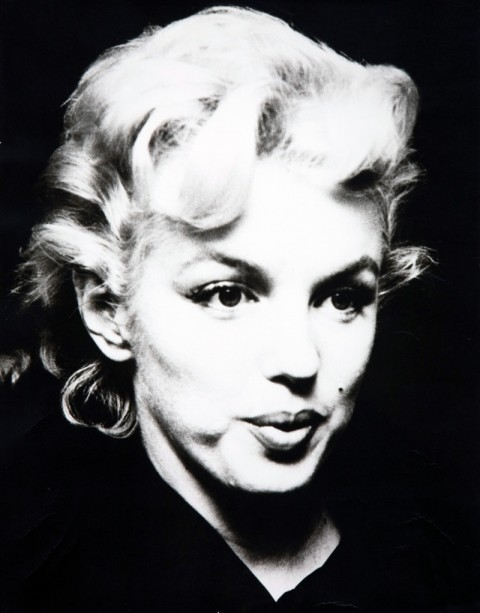 Leigh Wiener, Marylin Monroe, 1958, Galleria Civica di Modena