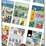 Vincent van Gogh in versione graphic novel