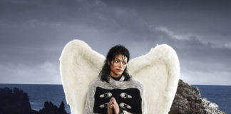 David LaChapelle. Archangel Michael: And No Message Could Have Been Any Clearer, 2009