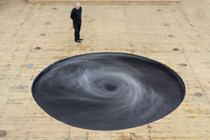 Anish Kapoor, Descension, 2015 - Courtesy the artist e Galleria Continua, San Gimignano-Beijing-Les Moulins - photo Ela Bialkowska, Okno Studio
