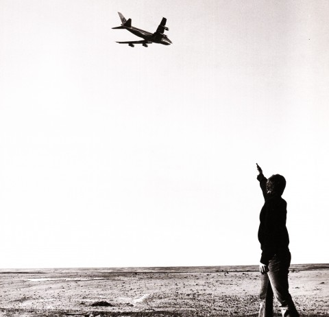 Chris Burden, 747, 1973