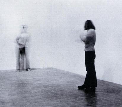 Chris Burden, Shoot, 1971
