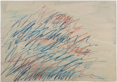 Cy Twombly, Untitled, 1971 - Cy Twombly Foundation