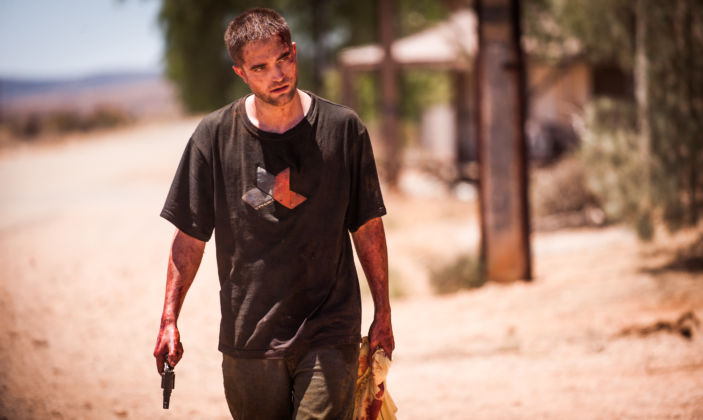 David Michod, The Rover, 2014 - still da film