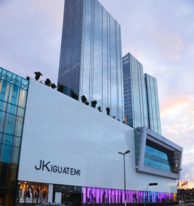 JK Iguatemi, San Paolo - Design & Public Spaces