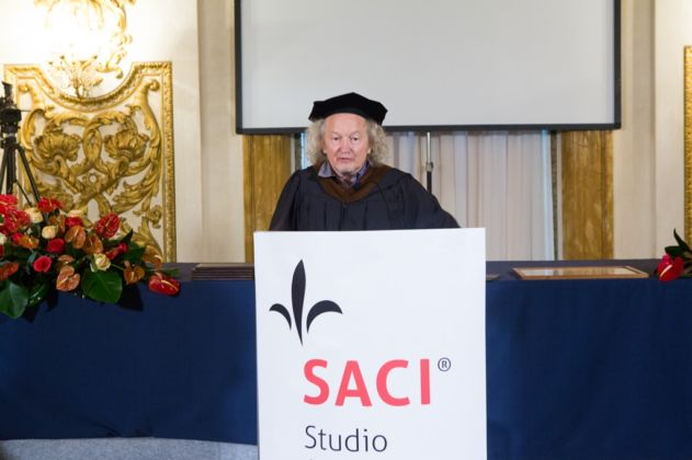 Lawrence Carroll alla SACI di Firenze - photo Lorenzo Guasti