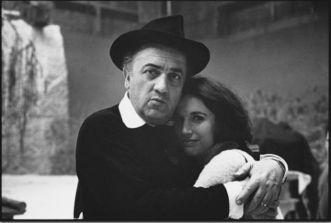 Mary Ellen Mark, Federico Fellini