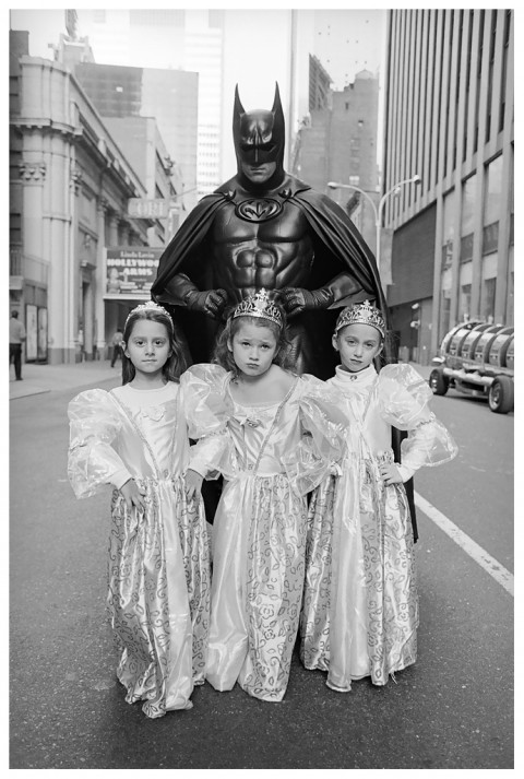 Mary Ellen Mark, Street Photography