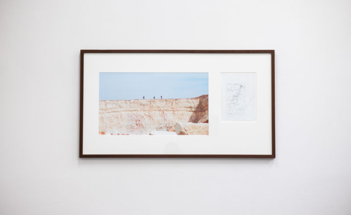 Matteo Guidi, Giuliana Racco in collaborazione con Saleh Khannah, In Between Camps, 2013