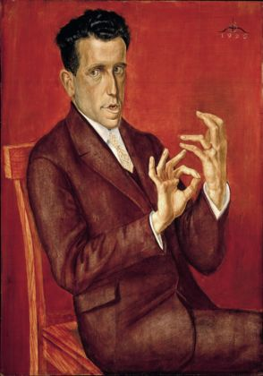 Otto Dix, Ritratto dell'avvocato Hugo Simons, 1925 - Montreal Museum of Fine Arts - photo The Montreal Museum of Fine Arts, Brian Merrett