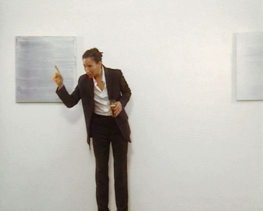 Andrea Fraser, Kunst muss hängen, 2001 - Generali Foundation Collection