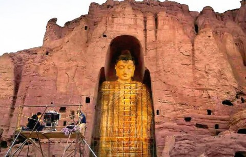 Buddha projections