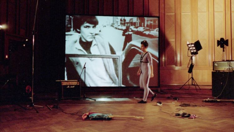 Future Light (Kunsthalle) – Pauline Boudry : Renate Lorenz – To Valerie Solanas and Marilyn Monroe in Recognition of their Desperation, 2013 – Courtesy the Artists, Marcelle Alix, Paris and Ellen de Bruijne Projects, Amsterdam