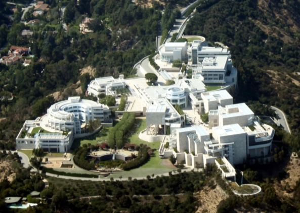Getty Museum di Los Angeles